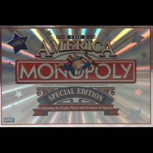 Monopoly 2002 Special Edition New Sealed
